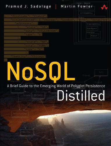 NoSQL Distilled By Pramodkumar J. Sadalage