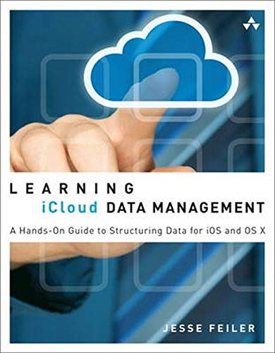 Learning iCloud Data Management By Jesse Feiler
