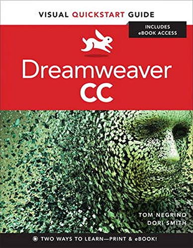Dreamweaver CC By Tom Negrino