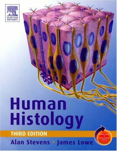 Human Histology By Alan Stevens