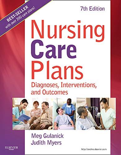 Nursing Care Plans By Meg Gulanick