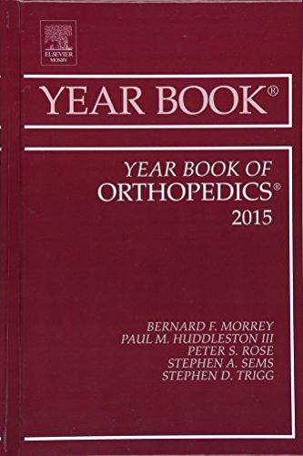 Year Book of Orthopedics 2015 By Bernard F. Morrey MD