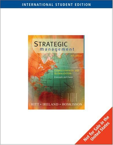 Strategic-Management-With-Infotrac-by-Ireland-R-Duane-Mixed-media-product