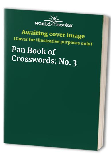 Pan Book of Crosswords By Volume editor L.W. Burgess