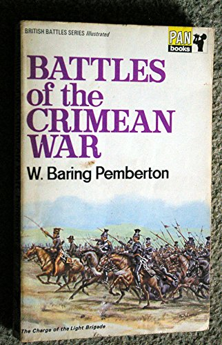 Battles of the Crimean War By W.Baring Pemberton