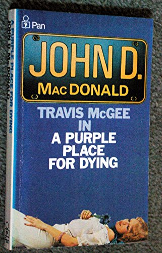 Purple Place for Dying By John D. MacDonald
