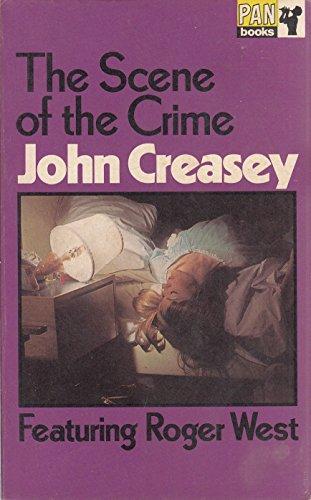 Scene of the Crime By John Creasey