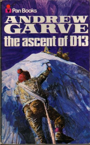 Ascent of D13 By Andrew Garve
