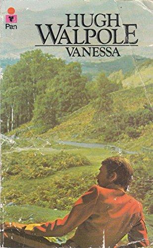 Vanessa By Hugh Walpole