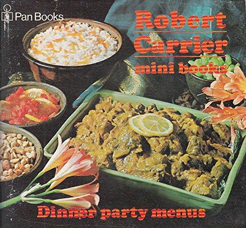 Dinner Party Menus By Robert Carrier
