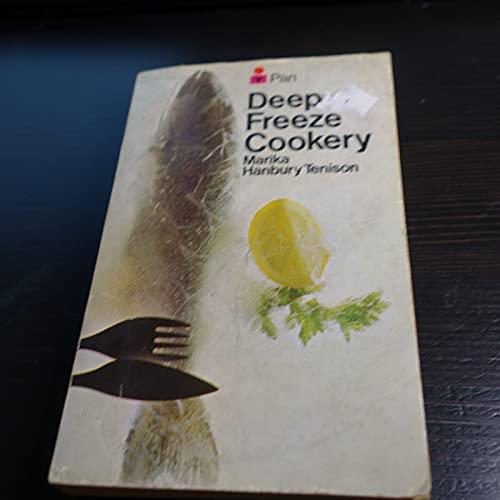 Deep Freeze Cookery By Marika Hanbury-Tenison