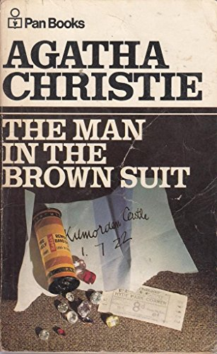 The Man in the Brown Suit by Christie, Agatha Paperback Book The Cheap Fast Free