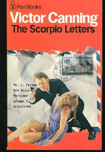 Scorpio Letters By Victor Canning