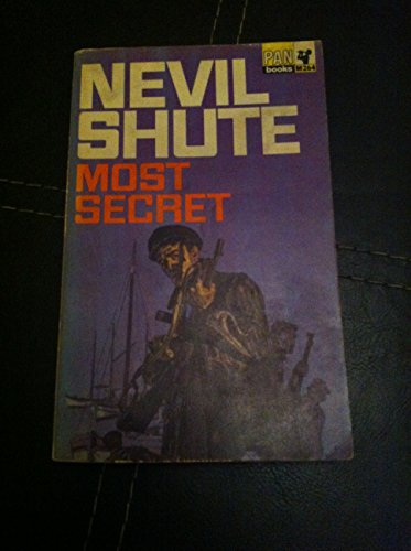 Most Secret By Nevil Shute
