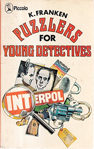 Puzzlers for Young Detectives By Klaus Franken
