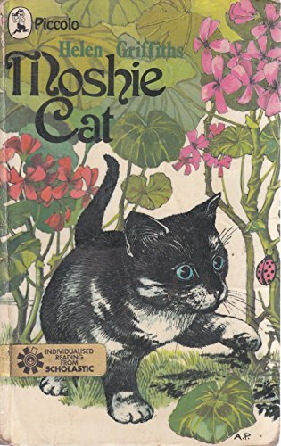 Moshie Cat By Helen Griffiths