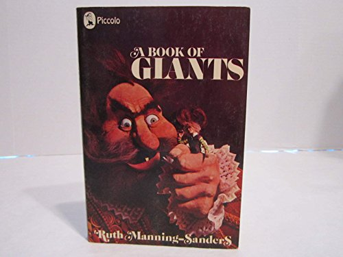 A Book of Giants By Ruth Manning-Sanders