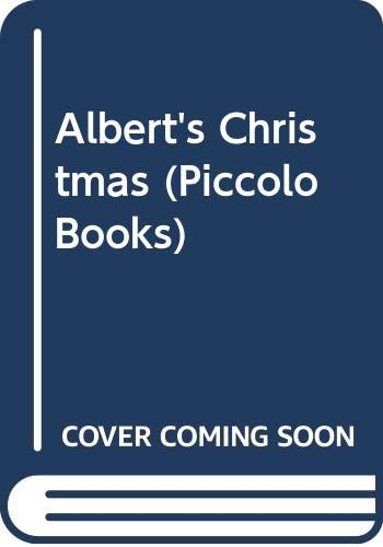 Albert's Christmas By Alison Jezard