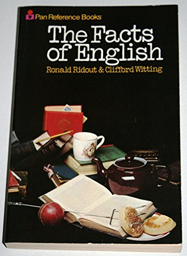 Facts of English By Ronald Ridout