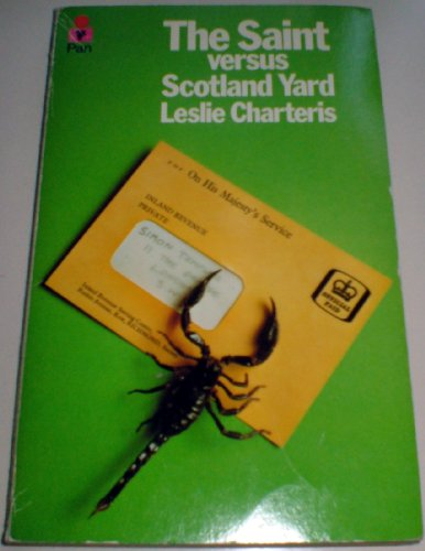 Saint v. Scotland Yard By Leslie Charteris