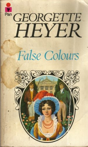 False Colours By Georgette Heyer