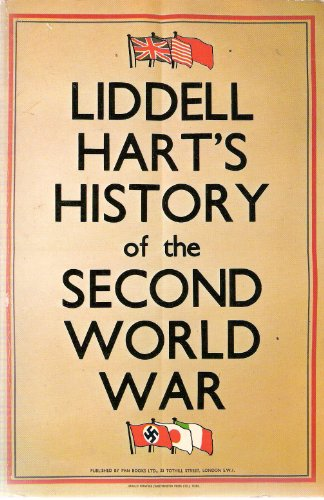 History of the Second World War By B. H. Liddell Hart