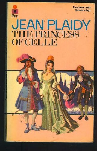 Princess of Celle By Jean Plaidy