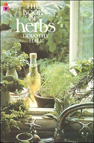 Book of Herbs By Dorothy Hall