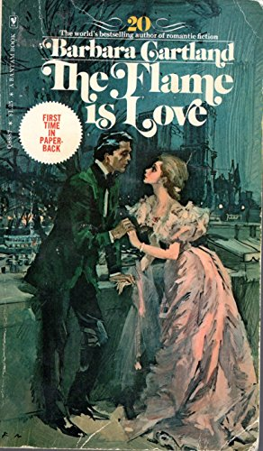Flame is Love By Barbara Cartland