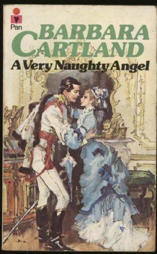Very Naughty Angel By Barbara Cartland