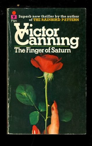 Finger of Saturn by Canning, Victor Paperback Book The Cheap Fast Free Post