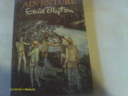River of Adventure By Enid Blyton