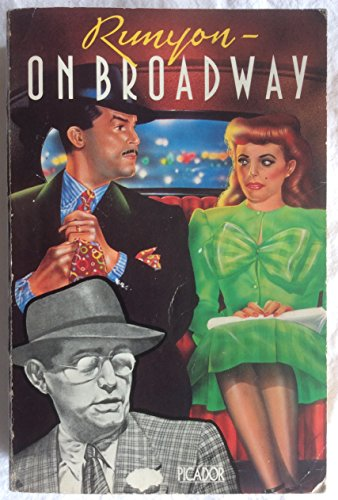 Runyon on Broadway By Damon Runyon