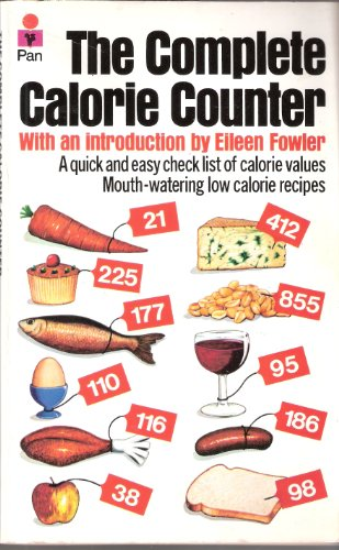 The Complete Calorie Counter (A Pan Original)