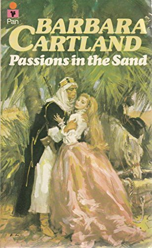 Passions in the Sand By Barbara Cartland