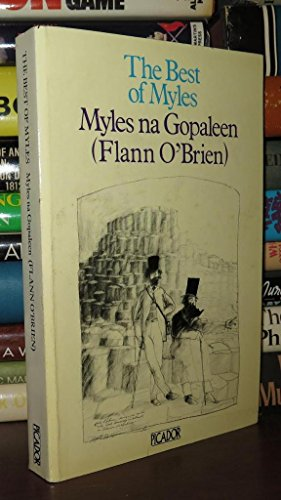 Best of Myles Na Gopaleen by Flann O'Brien