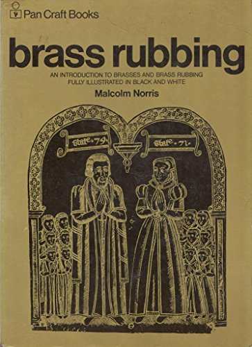 Brass Rubbing By Malcolm Morris