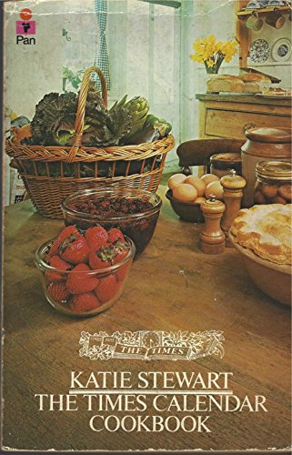 """Times"" Calendar Cook Book By Katie Stewart"