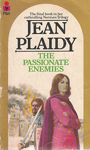 The Passionate Enemies (The Norman Series: Volume 3) By Jean Plaidy