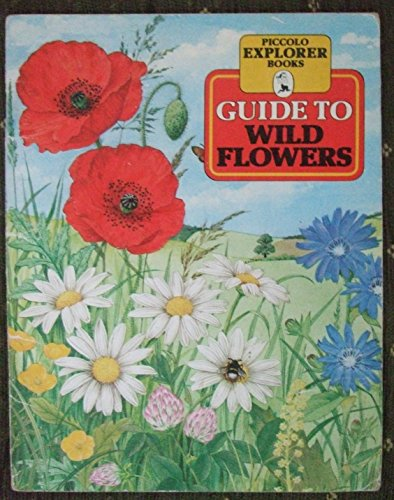 Guide to Wild Flowers By Michael Chinery