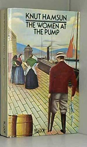 Women at the Pump By Knut Hamsun