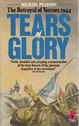 Tears of Glory By Michael Pearson