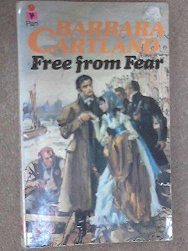 Free from Fear By Barbara Cartland