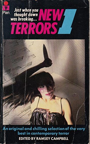 New Terrors By Edited by Ramsey Campbell