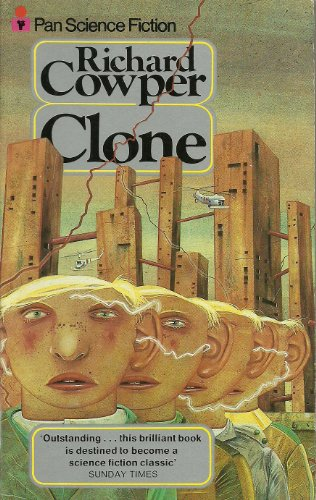 Clone-Pan-science-fiction-by-Cowper-Richard-0330261797-The-Cheap-Fast-Free