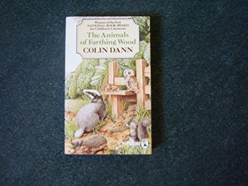 Animals of Farthing Wood By Colin Dann