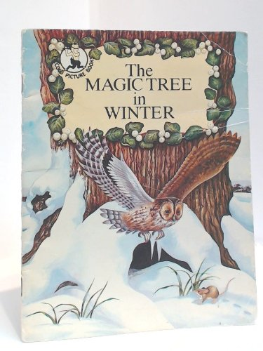Magic Tree in Winter By Hannah E Glease