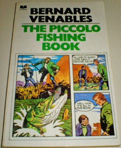 The Piccolo Fishing Book By Bernard Venables