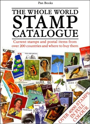 The Whole World Stamp Catalogue By Richard West