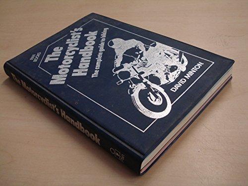 Motor Cyclist's Handbook By Minton David